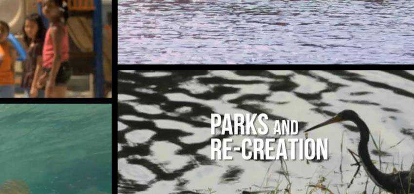 Parks and Re-Creation Motion Template