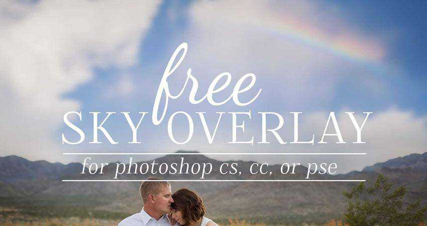 Sky Overlays Photography Effects