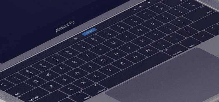 Example from 25 Free MacBook Mockup Photoshop PSD Templates