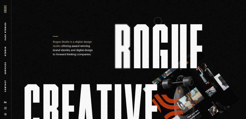 Example from Rogue Studio