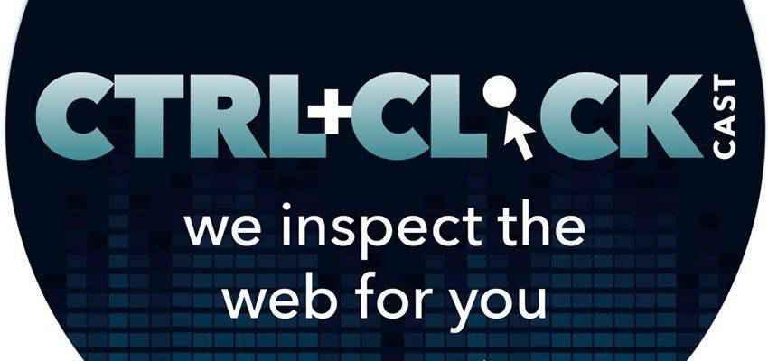 CTRL+CLICK CAST web design podcast