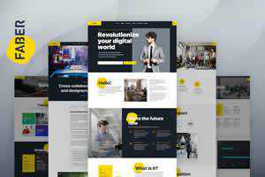 Corpus Business Theme