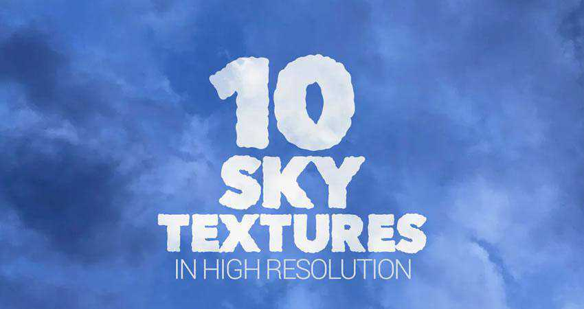 sky free high-res textures