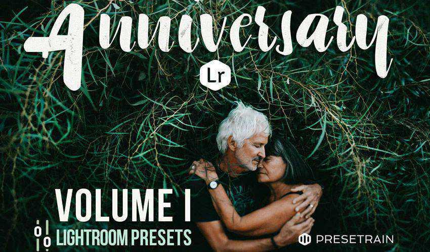 Anniversary Lightroom Presets Volume I