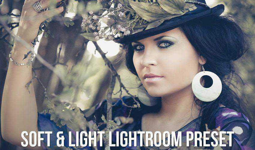 Soft & Light Lightroom Preset