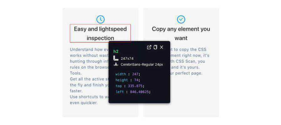 Example from CSS Spider