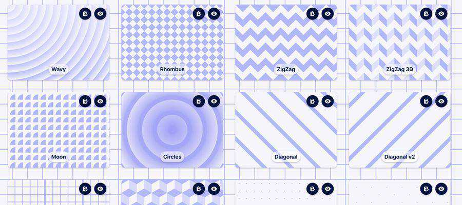 Example from CSS Background Patterns