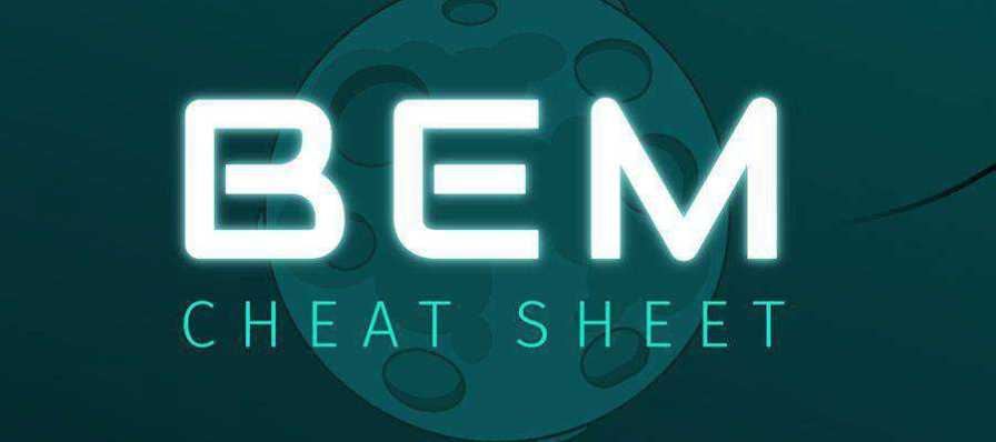Example of BEM Cheat Sheet