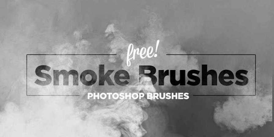 Hi-Res Smoke Photoshop Brushes ABR
