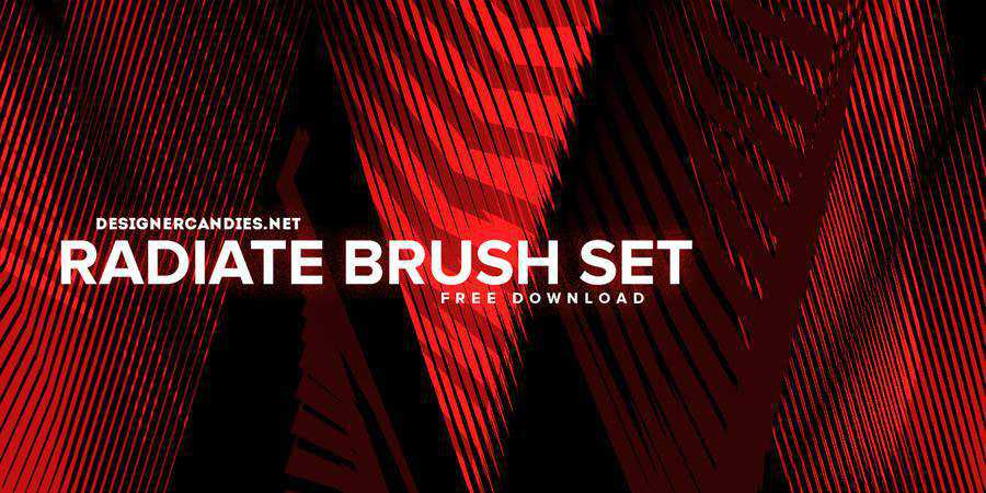 Radiate Brush Set ABR