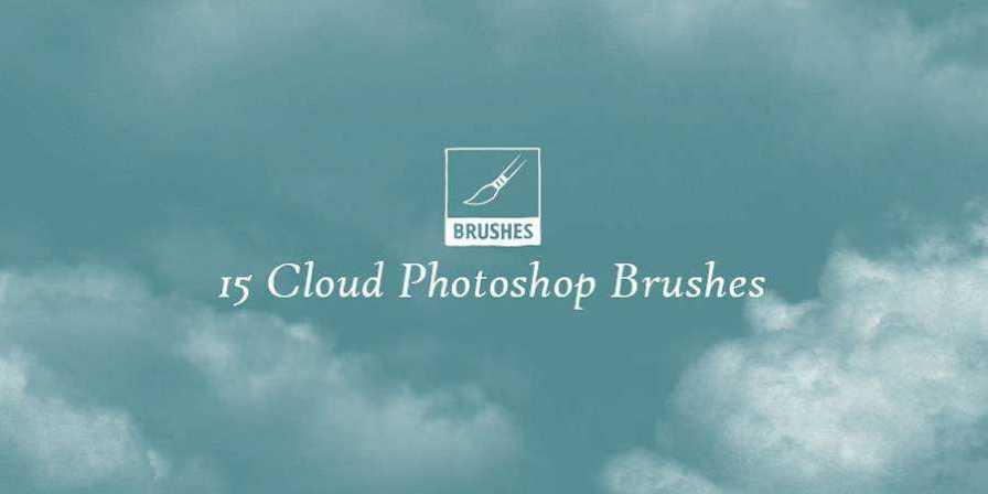 cloud free photoshop brushes ABR