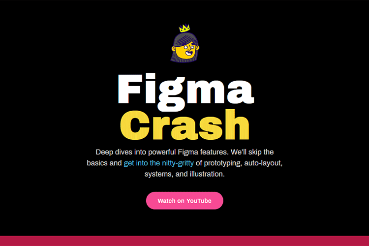 Example from Figma Crash