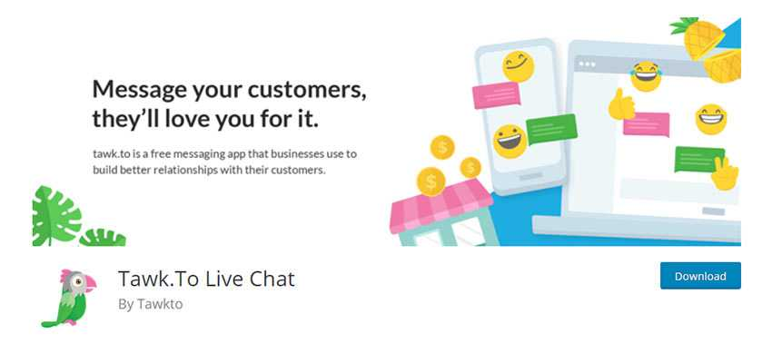 Tawk.To Live Chat