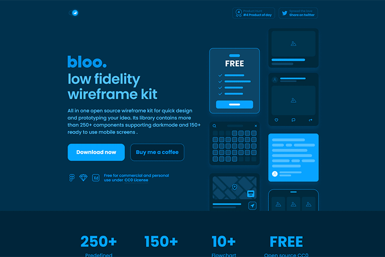 Example from bloo