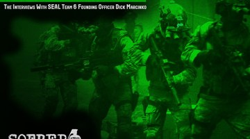 Interview with SEAL Team Six Founder Richard Marcinko | SPEC