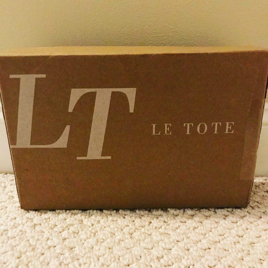 Le Tote box