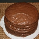 SMITH ISLAND CAKE: 12 LAYER CHCOLATE CAKE RECIPE
