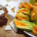 FRIED ZUCCHINI FLOWERS: A LA EUGENIA BONE