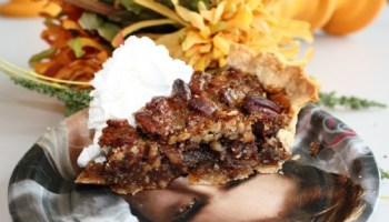 Blue Ribbon Coffee Toffee Pecan Pie Spectacularly Delicious