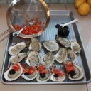 OYSTERS A LA RUSSE IMPERIAL