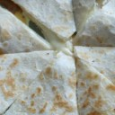 PROVEL CHEESE QUESADILLA WITH EGGS