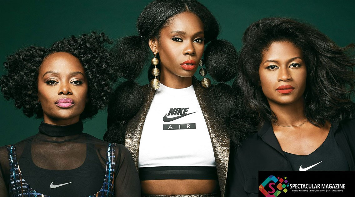 4fe811bf3 The 3 Black Women Who Designed Lebron James  New Nike Shoes -