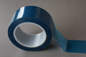 Double coated polypropylene – rubber adhesive, splicing, core startup, plate mounting