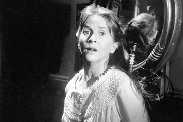 Shirley Jackson  high priestess of horror  finally gets the     Julie Harris in the 1963 film The Haunting  based on Shirley Jackson s The  Haunting of