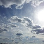 Clouds. Photo credit: Chris Waits.
