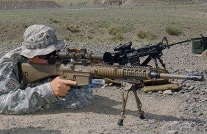 KAC M110 Sniper Rifle