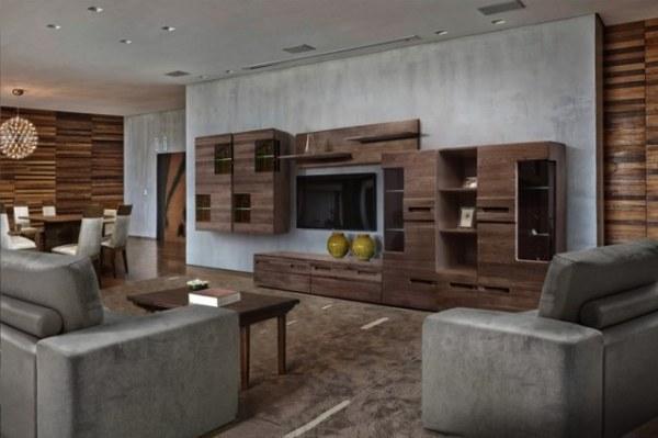 Дизайн интерьера гостиной: фото, мебель, современные ...