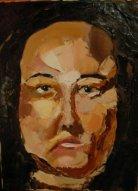 Pim Self-Portrait, Day 2
