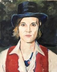 "Twilight, Oil on canvas, 16"" x 20"", oil on canvas"