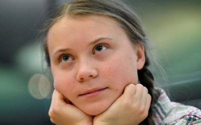 Climate activist Greta Thunberg: an inspiration to so many people, and a great ambassador for the #actuallyautistic community