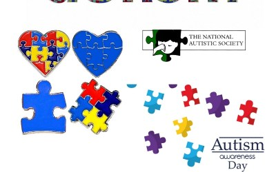 Say NO to the autism puzzle piece and LIUB campaigns. They're patronising and dated