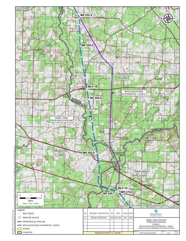 600x776 Withlacoochee Alternative 1 (East), in Response to FERC directive of 26 August 2014, by Sabal Trail Transmission, for SpectraBusters.org, 15 September 2014