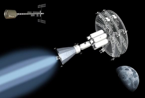Mars-bound crew cluster