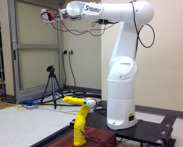 Tiny 3D Printed Robots Make Teleoperation Cheap and Simple ...