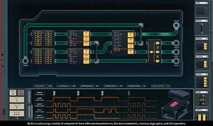 screen shot of Shenzhen I/O
