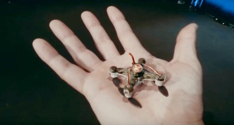 """In """"Slaughterbots,"""" a film created by a group of academics concerned about autonomous weapons, terrorists deploy swarms of explosive-carrying microdrones to kill thousands of people."""