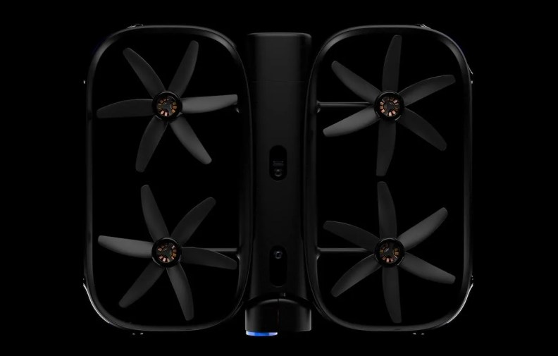 Skydio R1 autonomous flying camera drone