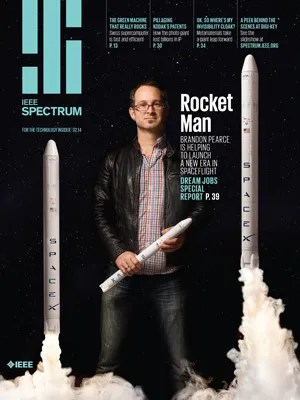 IEEE Spectrum Magazine - January 2014