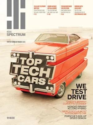 IEEE Spectrum - April 2014