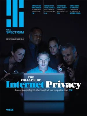 IEEE Spectrum - August 2014
