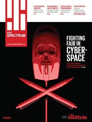 IEEE Spectrum - November 2013