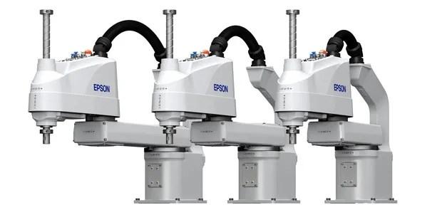 Seiko Epson SCARA robot