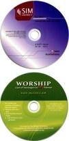 Direct Printed CD DVD