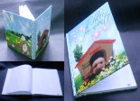 Custom Cover Note Book