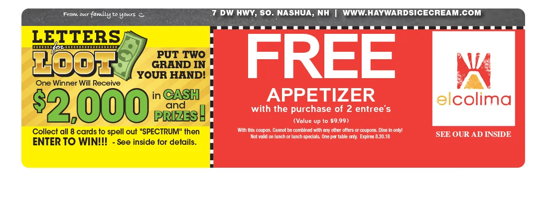 premium placement featured coupons