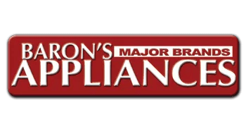 Baron's Major Brands Appliances logo